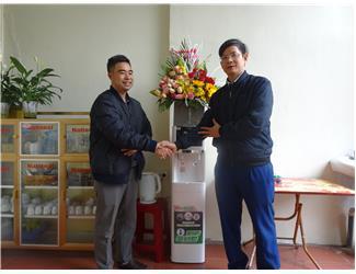 Trường THPT Bắc Yên Thành chúc mừng Giáo hạt Kẻ Dừa và các Giáo xứ nhân dịp Giáng sinh 2020.